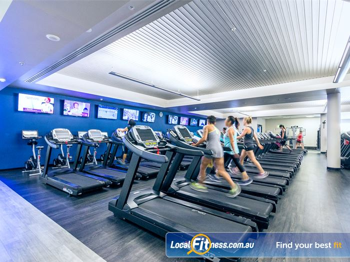 Goodlife Health Clubs Fortitude Valley Gym Fitness Tune into your favorite shows