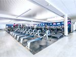 Goodlife Health Clubs Herston Gym Fitness Multiple rowers so you can