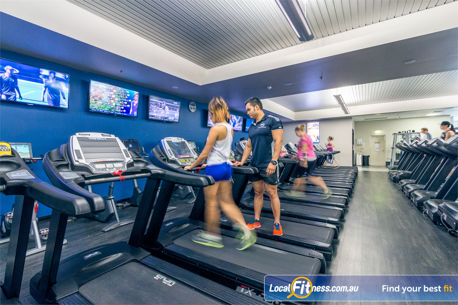 Goodlife Health Clubs Near Newstead Our Fortitude Valley personal trainers specialise in strength and weight-loss.