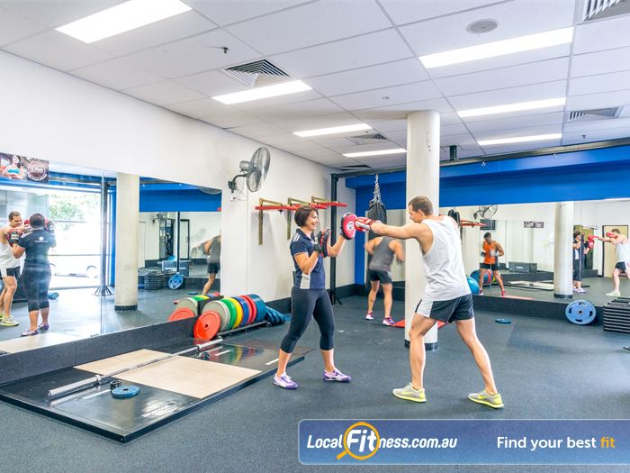 Goodlife Health Clubs Fortitude Valley Gym Fitness Enjoy cardio boxing in our