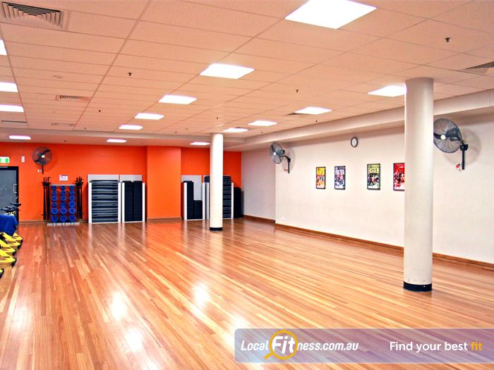 Goodlife Health Clubs Herston Gym Fitness The dedicated and spacious