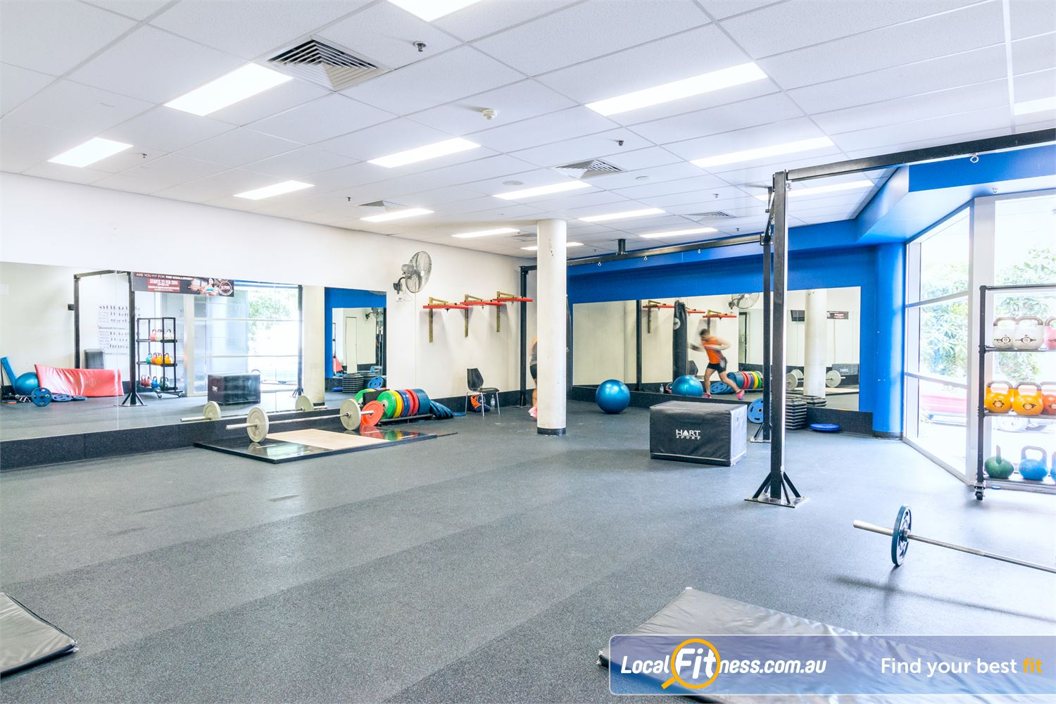 Goodlife Health Clubs Near Newstead Dedicated Fortitude Valley boxing and circuit studio.
