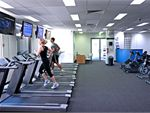 Niddrie Health Club Airport West Gym CardioTune into your favorite tv shows
