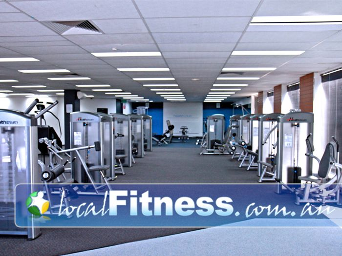 Niddrie Health Club Niddrie Our Niddrie gym is a neighbourhood club in the heart of Niddrie.