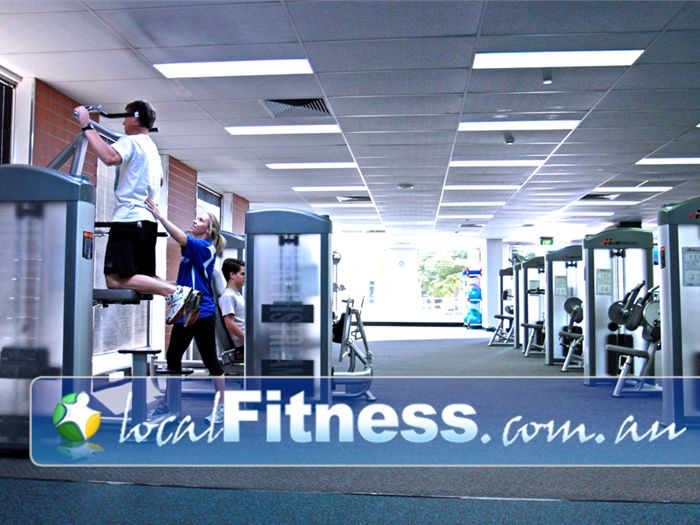 Niddrie Health Club Gym Airport West  | Our Niddrie gym provides flexible hours so you