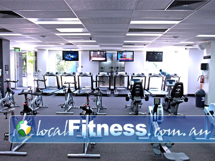 Niddrie Health Club Niddrie Our Niddrie gym provides a state of the art fully equipped cardio area.
