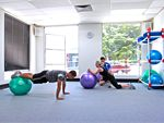 Niddrie Health Club Niddrie Gym Fitness Natural lighting in our
