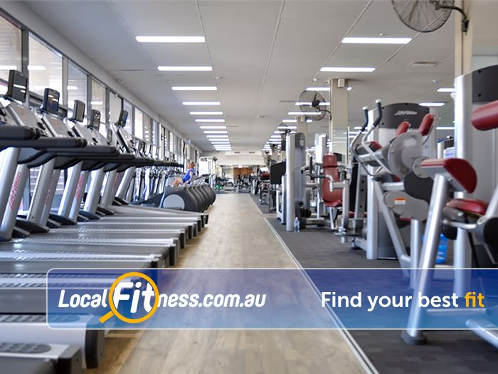 Trizone Fitness Gym Joondalup  | Enjoy cardio and strength training 24 hours a