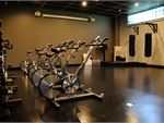 Dedicated cycle and boxing space in Edgewater.