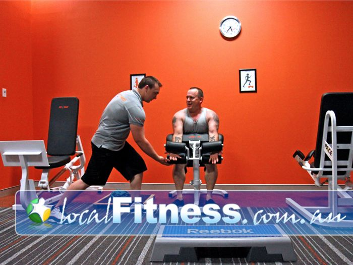 Fit n Fast Near Hillsborough Join a supervised QUICKIE™ circuit to maximise results.