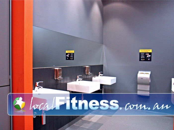 Fit n Fast Charlestown Fit n Fast Charlestown provides a clean change room facility.
