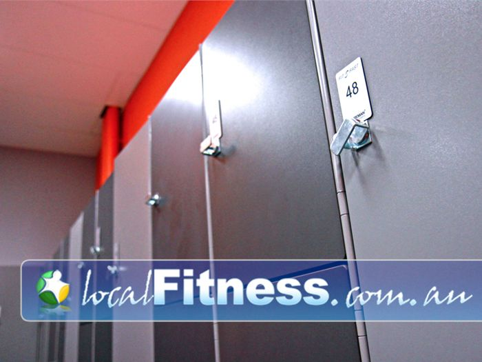 Fit n Fast Near Gateshead We provide lockers for your use and convenience.