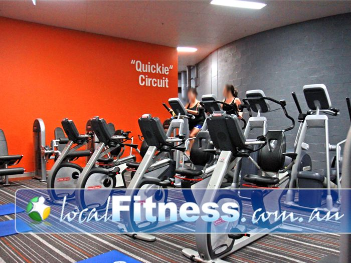 Fit n Fast Near Gateshead The ultimate QUICKIE™ for those who are new to exercise.