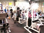Fitness474 Richmond Gym  Pin loading machines for convenience