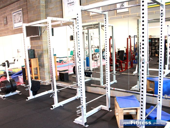 Fitness474 Near Richmond North We have multiple power racks so you don't ever have to wait.