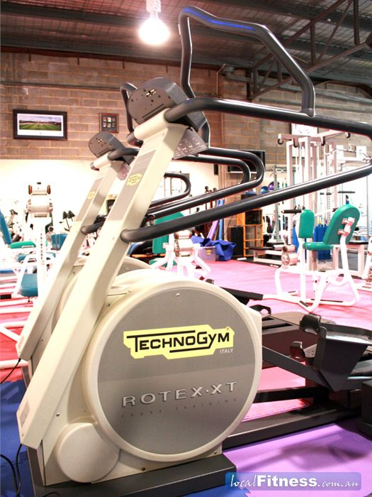 Fitness474 Near Richmond North We provide you with state of the art techno gym cardio equipment.