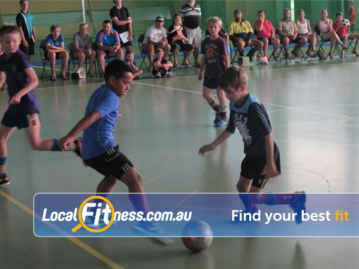 Fernvale Indoor Sports Centre Gym Fernvale  | Junior futsal will keep your kids fit and