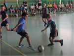 Junior futsal will keep your kids fit and