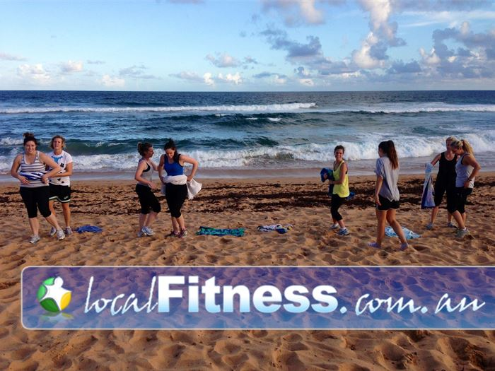 Zanna Cox Fitness Gym Mona Vale  | Our Corporate Boot Camps will motivate you and