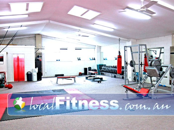 New Level Personal Training Richmond Fully equipped, spacious and a non-intimidating training environment.<br /><br />