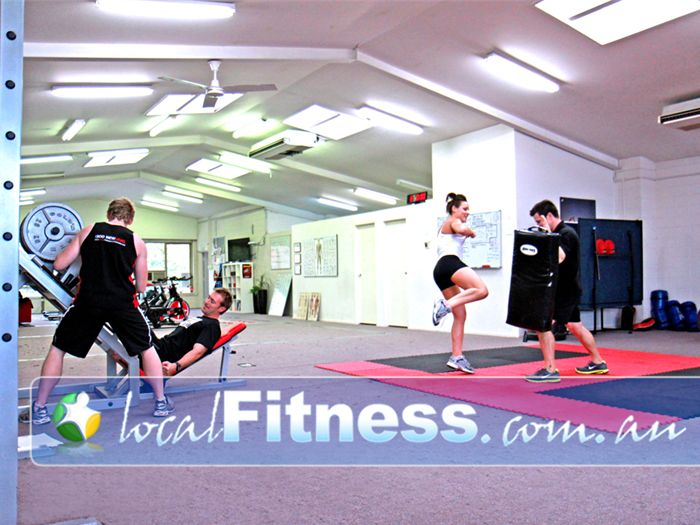 New Level Personal Training Near Richmond North Studio membership options are just like having your own gym in Richmond.<br /><br />