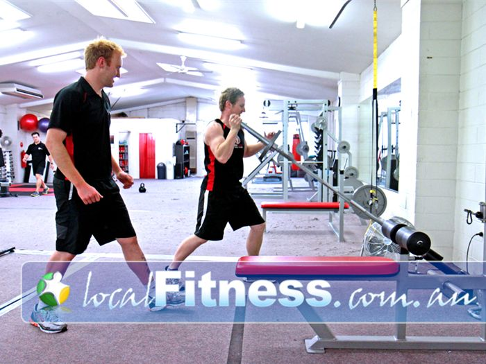 New Level Personal Training Near South Yarra Richmond personal trainers can help you while you train.<br /><br />