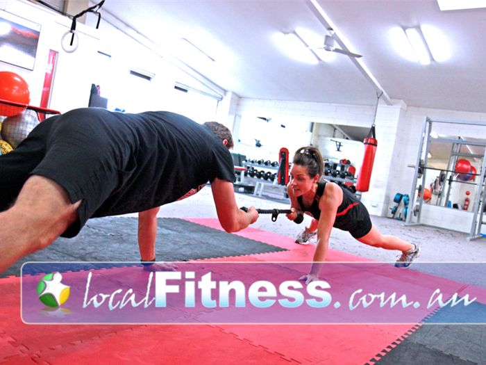 New Level Personal Training Richmond To ensure our studio doesn't become like a gym, we keep things personal.<br /><br />