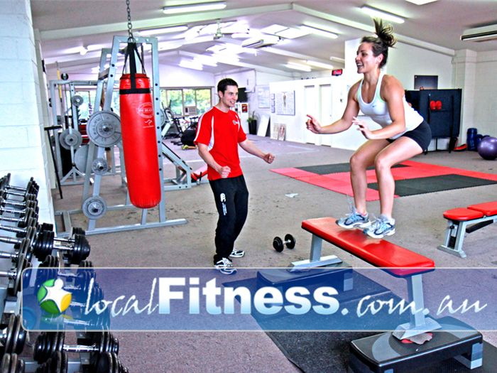 New Level Personal Training Near Richmond North Our Richmond personal trainers will create an exercise program to suit your needs.<br /><br /><br />
