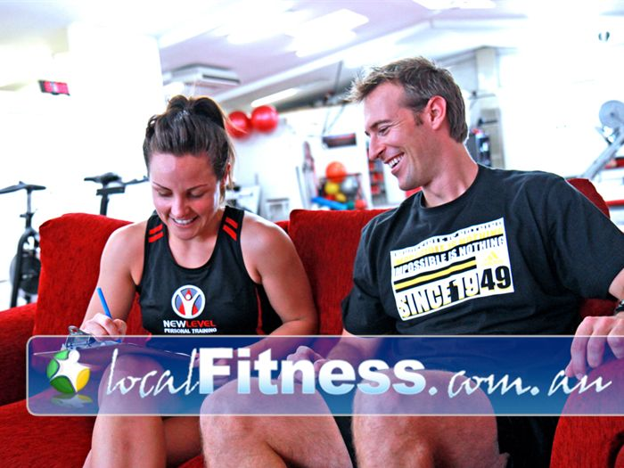 New Level Personal Training Richmond Personalised service is what New Level Personal Training stands for.<br /><br />
