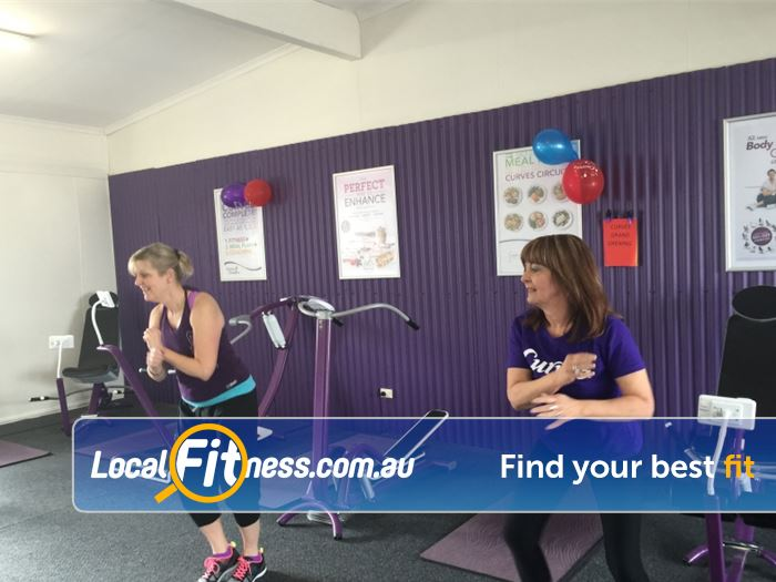 Curves Gym Monbulk  | Welcome to Curves Belgrave womens gym.