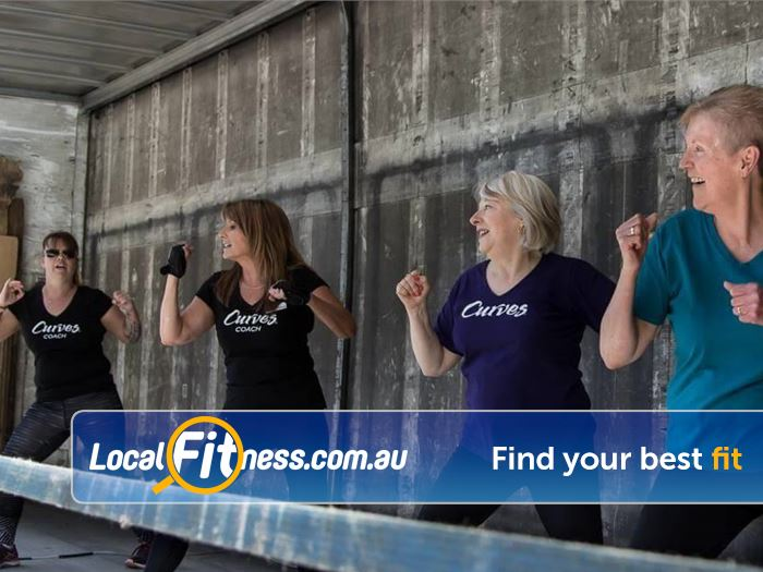 Curves Gym Rowville    Our Curves coach is ready to help you