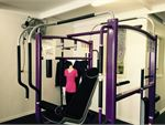 The stretching machine at the Curves Belgrave womens