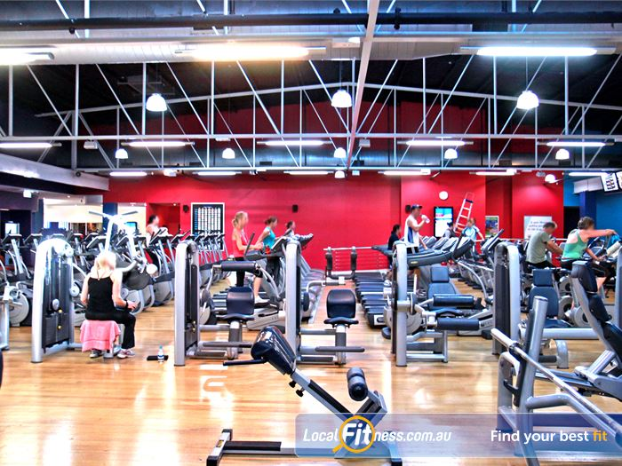 Goodlife Health Clubs Gym Cottesloe    Welcome to the great club culture of Goodlife
