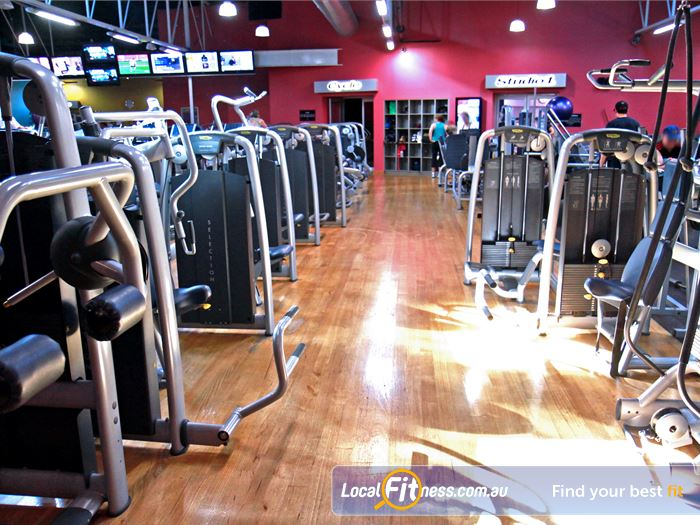Goodlife Health Clubs Gym Cottesloe    Our Floreat gym features state of the art