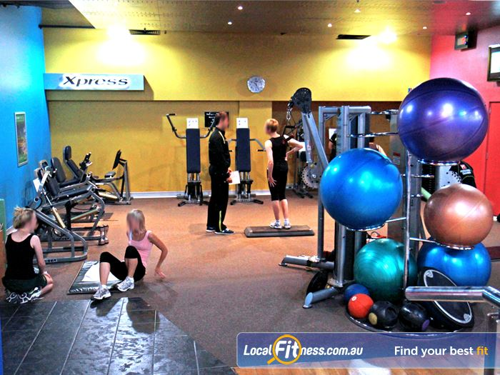 Goodlife Health Clubs Gym Bayswater  | Our signature PT Zone provides an exclusive area