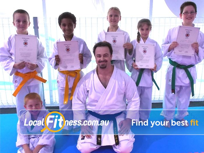 BodySmith Fitness Gym Noarlunga Centre  | We offer kids and adult Karate classes.