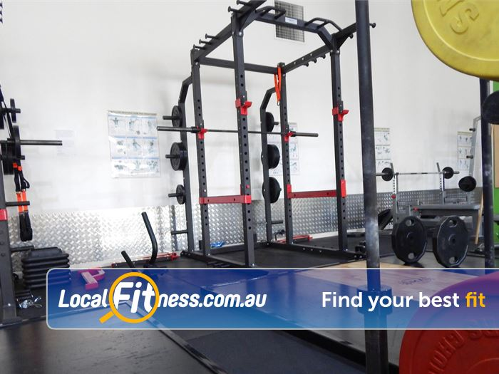 BodySmith Fitness Near Seaford Meadows Our Noarlunga gym is fully equipped for strength training.