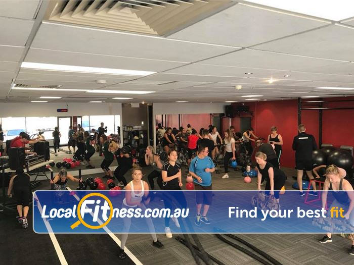 Equilibrium Health & Fitness Templestowe Join our revolutionary Templestowe HIIT & original group fitness classes