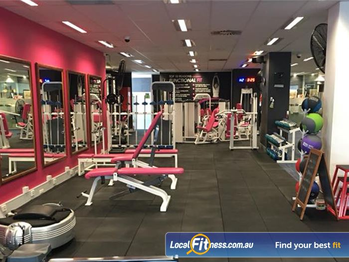 Fernwood Fitness Gym Deakin  | Welcome to an all-female environment at Fernwood Woden