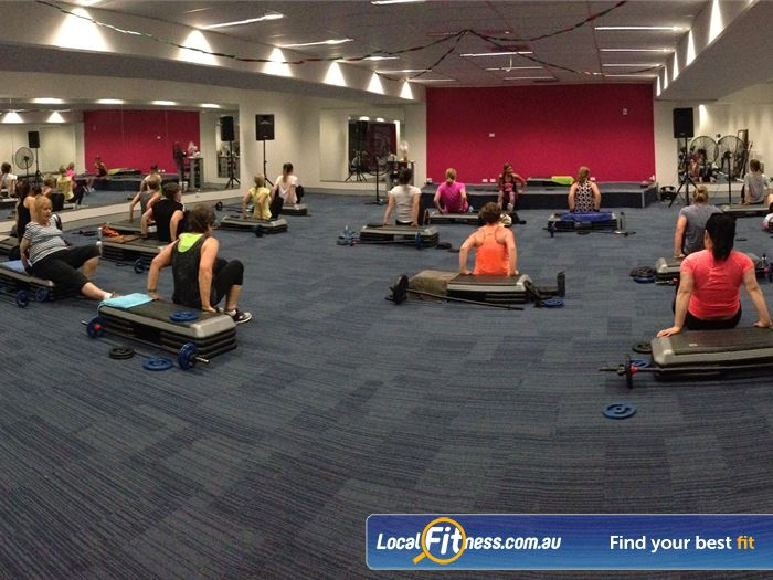 Fernwood Fitness Woden Ladies Gym Fitness Over 55 classes per week inc.
