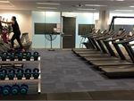 Rows of state of the art cardio available