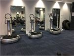 Revolutionary fitness with Woden Power Plate classes.
