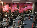 Dedicated spin cycle studio in Woden.