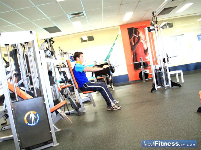Waves Leisure Centre Swimming Pool Waverley Park  | Personal trainers and staff are always on hand.