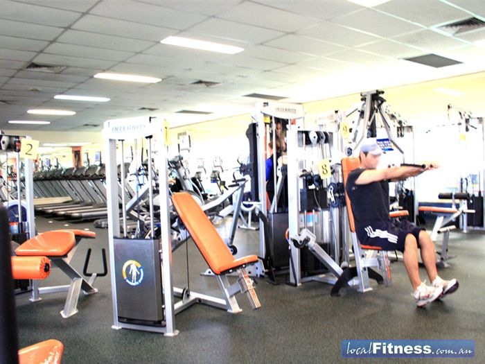 Waves Leisure Centre Swimming Pool Waverley Park  | A wide selection of equipment for every muscle