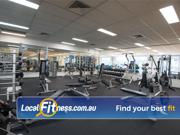 Waves Leisure Centre Gym Cheltenham  | State of the art and fully equipped Kingston