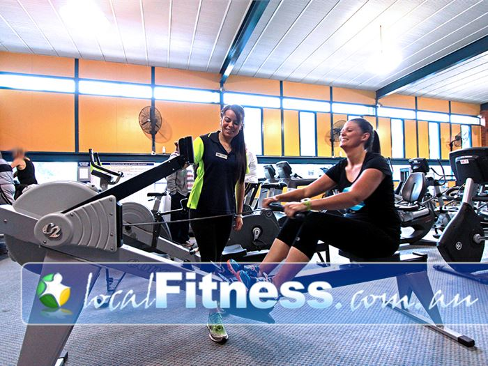 Craigieburn Leisure Centre Kalkallo Gym Fitness Vary your cardio workout with