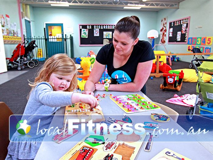 Craigieburn Leisure Centre Craigieburn Gym Fitness The registered childcare centre