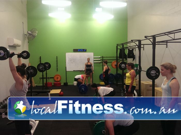 TDR Fitness Elsternwick The popular TDR Fitness Strength and Conditioning classes.