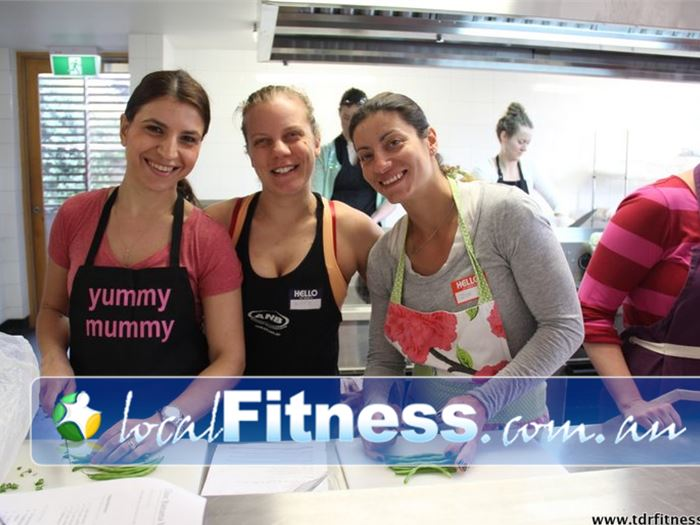 TDR Fitness Near Ripponlea Our clean cooking class programs tie in your fitness with nutrition.